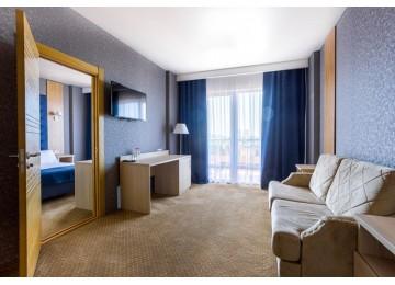 Отель «Санмаринн» / «Sunmarinn Resort Hotel All inclusive»,  Люкс 2-местный 2-комнатный