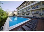 Отель «Санмаринн» / «Sunmarinn Resort Hotel All inclusive», бассейн