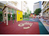 Отель «Санмаринн» / «Sunmarinn Resort Hotel All inclusive», детская площадка