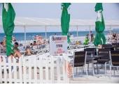 Отель «Санмаринн» / «Sunmarinn Resort Hotel All inclusive», пляж