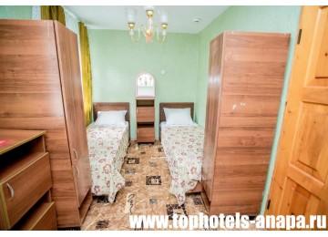 Отель «Slavyanka Hotel» / «Славянка» Эконом 2-х местный
