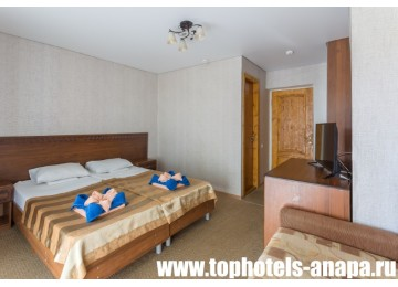 Отель «Slavyanka Hotel» / «Славянка» Стандарт 2-местный корп.1