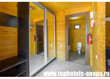 Отель «Slavyanka Hotel» / «Славянка» Коттедж 2-местный