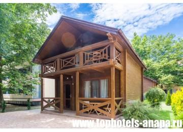 Отель «Slavyanka Hotel» / «Славянка» Коттедж 4-местный семейный