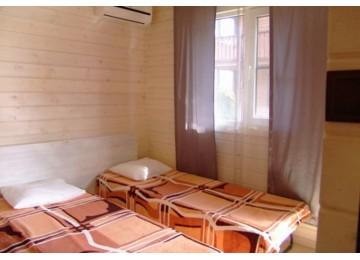 Курортный отель «Заря Анапы», 2-местный стандарт-плюс