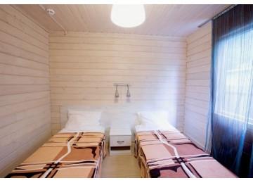 Курортный отель «Заря Анапы», 2-местный 2-комнатный