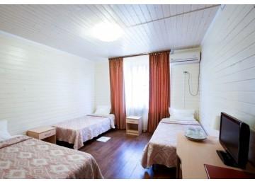 Курортный отель «Заря Анапы», 3-местный стандарт
