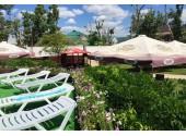 Курортный отель «Заря Анапы», территория, внешний вид