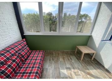 Делюкс 3-местный балкон/лоджия