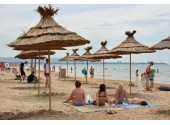 Пансионат «Фея-3», пляж
