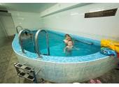 Пансионат «Нива» крытый бассейн