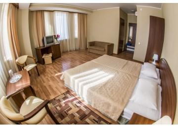 Пансионат «Шингари» Стандарт 2-местный 1-комнатный с балконом