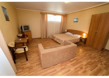 Пансионат «Шингари» Стандарт Улучшенный 2-местный 1-комнатный с балконом