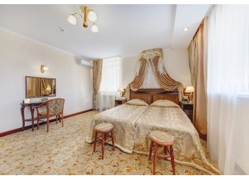 Пансионат «Урал» Люкс 2-местный 3-комнатный