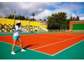 Пансионат «Урал», теннисный корт