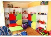Пансионат «Урал», детская комната