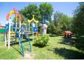 Пансионат «Урал», детская площадка