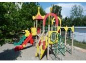 Пансионат «Южный парус» Детская площадка