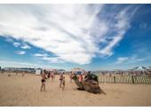 Пансионат «Южный парус» Пляж