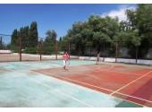 Пансионат «Золотая линия», теннисный корт