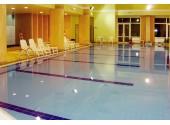 Санаторий «Аквамарин», крытый бассейн