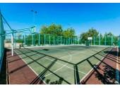 Санаторий «Аквамарин», теннисный корт