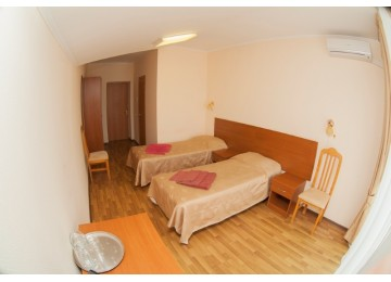 Санаторий «ДиЛуч» Стандарт 2-местный 1-комнатный корп.3