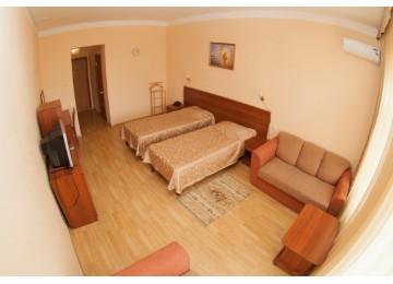 Санаторий «ДиЛуч» Стандарт 2-местный 1-комнатный корп.1,2,6