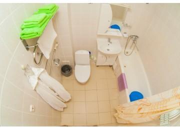 Санаторий «ДиЛуч» Стандарт 2-местный 2-комнатный корп.1,2,6