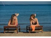Санаторий «ДиЛуч», пляж