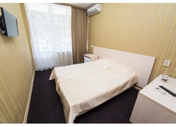 Санаторий «Малая бухта» 2-комнатный 2-местный