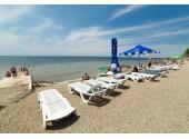 Санаторий «Малая бухта» пляж