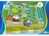 Санаторий «Парус» Карта-схема