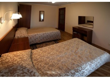 Санаторий «Родник» 2-х комнатный 2-х местный стандарт + доп.место «Семейный»